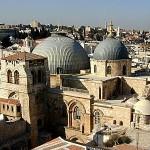 Poznávacia cesta do Svätej zeme 2012