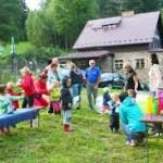 Dětský den pořádaný organizací Okénko