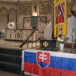 Slávnosť sv. Cyrila a Metoda v  SCM a posviacka novej kancelárie