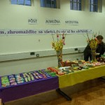Slovak Easter Food Market