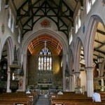 St Chad Manchester interior