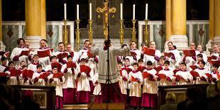 choir of Sistine Chapel