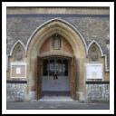 dvere do kostola