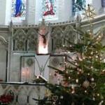 vianočná výzdoba v SCM
